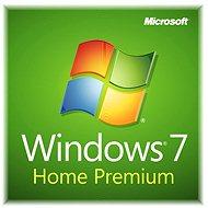 Microsoft Windows 7 Home Premium CZ SP1, Legalizační sada (GGK)