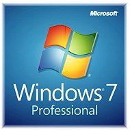 Microsoft Windows 7 Professional EN SP1, legalizační sada (GGK)