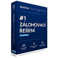 Acronis True Image 2016 CZ Upgrade pro 1 PC