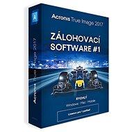 Acronis True Image 2017 CZ pro 1 PC