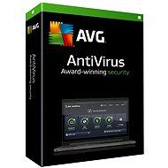 AVG Anti-Virus 2016 pro 1 počítače na 36 měsíců