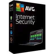 AVG Internet Security 2016 pro 3 počítače na 24 měsíců