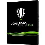 CorelDRAW Graphics Suite 2017 CZE - Small Business Edition CZ/PL
