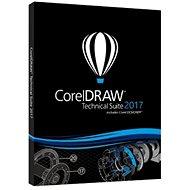 CorelDRAW Technical Suite 2017 pro jednoho uživatele