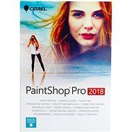 PaintShop Pro 2018 pro jednoho uživatele