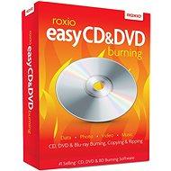 Roxio Easy CD & DVD Burning EN