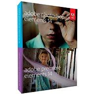 Adobe Photoshop Elements 14 + Premiere Elements 14 ENG