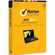 Symantec Norton Antivirus Basic 1.0 CZ, 1 uživatel, 1 zařízení, 12 měsíců (elektronická licence)