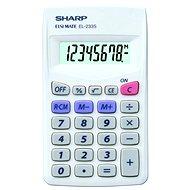 Sharp EL-233S černá