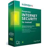 Kaspersky Internet Security pro Android pro 1 mobil nebo tablet na 12 měsíců