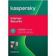 Kaspersky Internet Security multi-device 2017 pro 1 zařízení na 12 měsíců (elektronická licence)