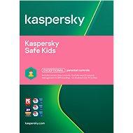Kaspersky Safe Kids ENG pro 1 zařízení na 12 měsíců (elektronická licence)