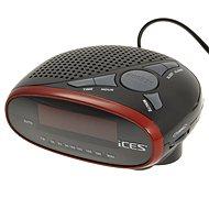 Lenco ICR-200 černo-červený