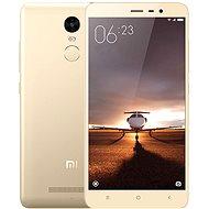 Xiaomi Redmi Note 3 16GB zlatý
