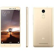 Xiaomi Redmi Note 3 PRO 16GB zlatý