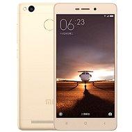 Xiaomi Redmi 3 Pro zlatý