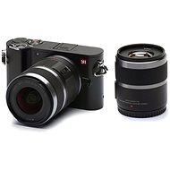 Yi M1 4K Mirrorless Camera Black + 12-40mm + 42.5mm