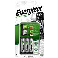 Energizer MAXI charger + 4x AA 2000mAh NiMH