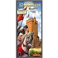 Carcassonne – Věž - 4. rozšíření