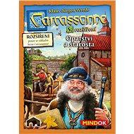 Carcassonne – Opatství a starosta 5. rozšíření