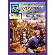 Carcassonne – Král, hrabě a řeka 6. rozšíření