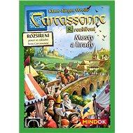 Carcassonne Hrady a mosty - 8. rozšíření
