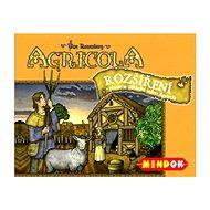 Agricola - rozšíření