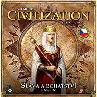 """Sid Maier´s Civilizace, rozšíření """"Sláva a bohatství"""""""