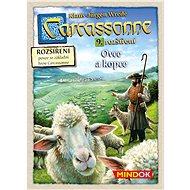 Carcassonne Ovce a kopce - 9. rozšíření