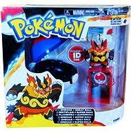 "Pokémon ""Chyť a vrať se"" Emboar a Great ball"