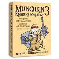 Munchkin 3. rozšíření – Kněžské poklesky