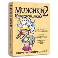 Munchkin 2. rozšíření – Neskutečná sekera