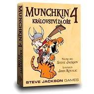 Munchkin 4.rozšíření - Království za oře