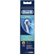 Oral-B Oxyjet náhradní nástavec 4ks