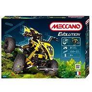 Meccano Evolutions - Terénní čtyřkolka