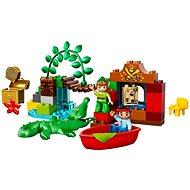 LEGO DUPLO 10526 Pirát Jake, Peter Pan přichází