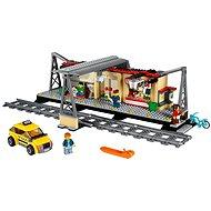 LEGO City 60050 Vlaky, Nádraží