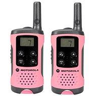 Motorola TLKR-T41 růžová
