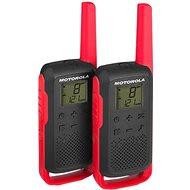 Motorola TLKR T62, červené