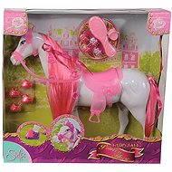 Simba Kůň pro princeznu Steffi Love růžový