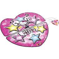 Taneční koberec Hello Kitty
