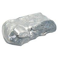 Inteligentní plastelína - Zářívá stříbrná (metalická)