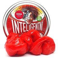 Inteligentní plastelína - Červená (základní)