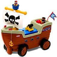 Little Tikes Odrážedlo - Pirátská loď