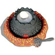 Gormiti CARTOON Morphogenesis vulkán s vejcem