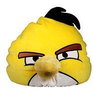 Relaxační polštář Angry Birds - žlutý (Egg beater)