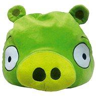 Relaxační polštář Angry Birds - zelený (Pig)
