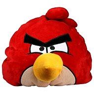 Relaxační polštář Angry Birds - červený