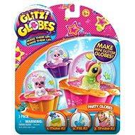 Glitters - Třpytivá sněžítka 3-pack - Párty sněžítka