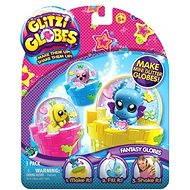 Glitters - Třpytivá sněžítka 3-pack - Fantazy sněžítka
